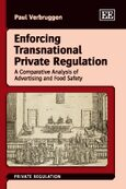 Cover Enforcing Transnational Private Regulation