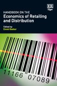 Cover Handbook on the Economics of Retailing and Distribution