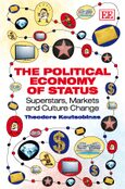 Cover The Political Economy of Status