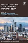 Cover Research Handbook on State Aid in the Banking Sector