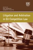 Cover Litigation and Arbitration in EU Competition Law