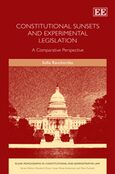 Cover Constitutional Sunsets and Experimental Legislation