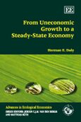 Cover From Uneconomic Growth to a Steady-State Economy