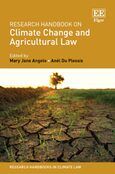 Cover Research Handbook on Climate Change and Agricultural Law