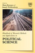 Cover Handbook of Research Methods and Applications in Political Science