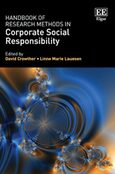Cover Handbook of Research Methods in Corporate Social Responsibility