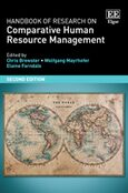 Cover Handbook of Research on Comparative Human Resource Management