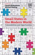 Cover Small States in the Modern World
