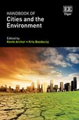 Cover Handbook of Cities and the Environment