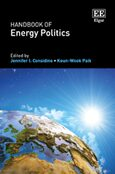 Cover Handbook of Energy Politics