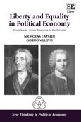 Cover Liberty and Equality in Political Economy