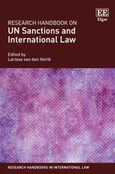 Cover Research Handbook on UN Sanctions and International Law