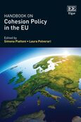 Cover Handbook on Cohesion Policy in the EU