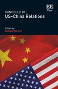 Cover Handbook of US–China Relations
