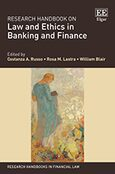 Cover Research Handbook on Law and Ethics in Banking and Finance