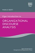 Cover Elgar Introduction to Organizational Discourse Analysis