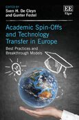 Cover Academic Spin-Offs and Technology Transfer in Europe
