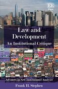 Cover Law and Development