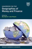 Cover Handbook on the Geographies of Money and Finance