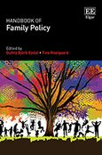 Cover Handbook of Family Policy