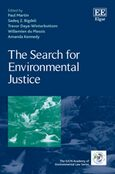 Cover The Search for Environmental Justice