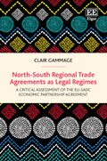 Cover North-South Regional Trade Agreements as Legal Regimes