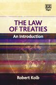 Cover The Law of Treaties