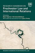 Cover Research Handbook on Freshwater Law and International Relations