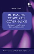 Cover Reframing Corporate Governance