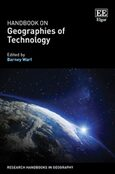 Cover Handbook on Geographies of Technology