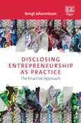 Cover Disclosing Entrepreneurship as Practice