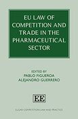 Cover EU LAW OF COMPETITION AND TRADE IN THE PHARMACEUTICAL SECTOR