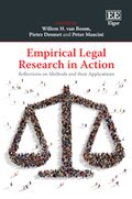 Cover Empirical Legal Research in Action