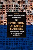 Cover Evolution of Family Business