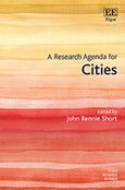 Cover A Research Agenda for Cities