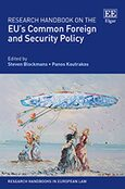 Cover Research Handbook on the EU's Common Foreign and Security Policy