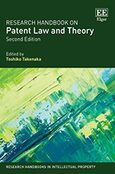Cover Research Handbook on Patent Law and Theory