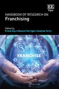 Cover Handbook of Research on Franchising