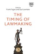 Cover The Timing of Lawmaking