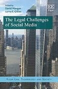 Cover The Legal Challenges of Social Media