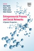 Cover Entrepreneurial Process and Social Networks
