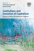 Cover Institutions and Evolution of Capitalism