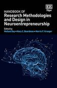 Cover Handbook of Research Methodologies and Design in Neuroentrepreneurship