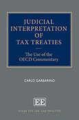 Cover Judicial Interpretation of Tax Treaties