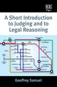 Cover A Short Introduction to Judging and to Legal Reasoning