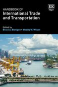 Cover Handbook of International Trade and Transportation