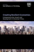 Cover Creating Resilient Economies