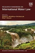 Cover Research Handbook on International Water Law