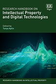 Cover Research Handbook on Intellectual Property and Digital Technologies