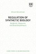 Cover Regulation of Synthetic Biology
